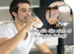 Uống sữa đậu nành có bị vô sinh không? Có gây yếu sinh lý nam giới không?