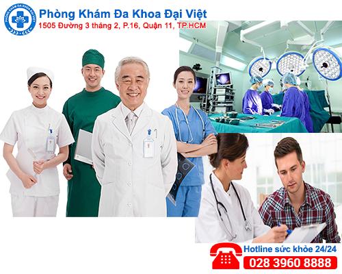 Xét nghiệm bệnh sùi mào gà tại Phòng Khám Đa Khoa Đại Việt-phòng khám đa khoa đại việt