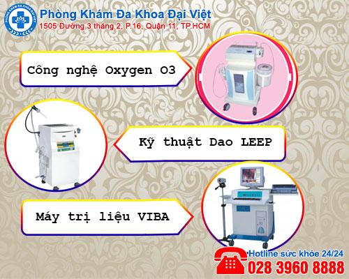 Các phương pháp ngoại khoa - Phòng Khám Đa Khoa Đại Việt