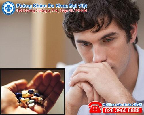 Điều trị rối loạn cương dương bằng thuốc có hiệu quả-Phòng khám đa khoa đại việt