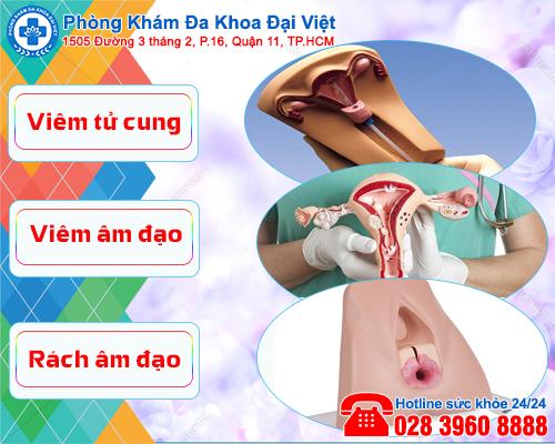 Khí hư ra nhiều báo hiệu bệnh lý bất thường - Phòng Khám Đa Khoa Đại Việt