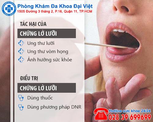 Cách chữa lở lưỡi hay không phải ai cũng biết