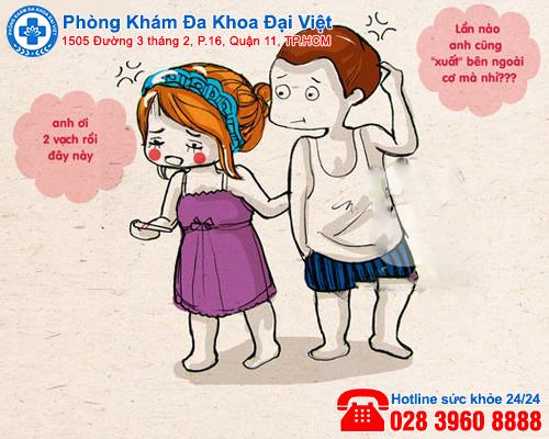 Mang thai ngoài ý muốn - Phòng Khám Đa Khoa Đại Việt
