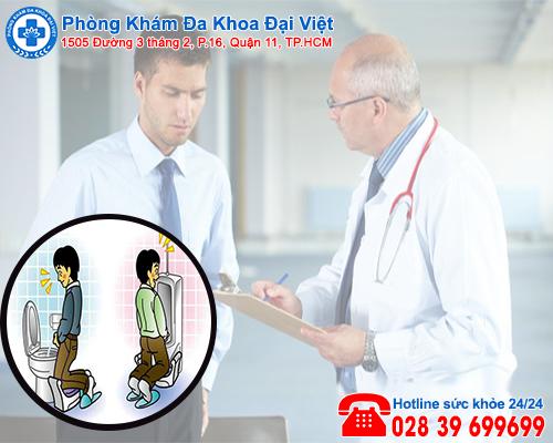 nguyên nhân gây tiểu rắt và cách điều trị - Đa Khoa Đại Việt