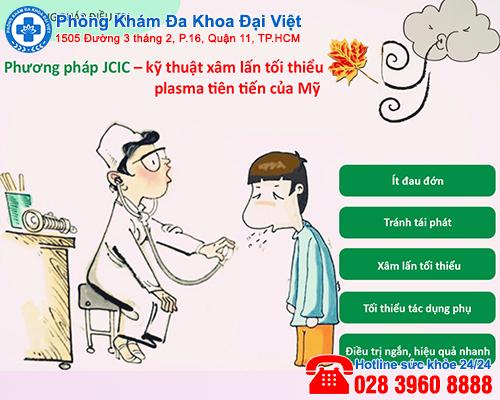 Những biến chứng nguy hiểm của bệnh viêm xoang - Phòng Khám Đại Việt