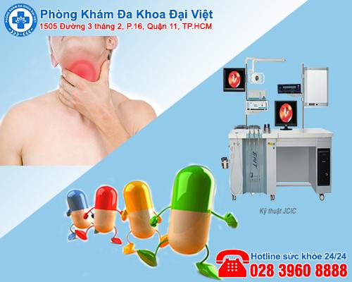 Phân biệt dấu hiệu viêm họng và viêm họng mãn tính - Đa Khoa Đại Việt