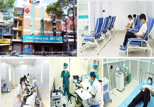 Phòng khám chuyên khoa trĩ ở TPHCM tốt nhất trong chuỗi bệnh viện