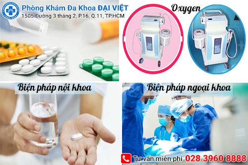 Biện pháp chữa bệnh