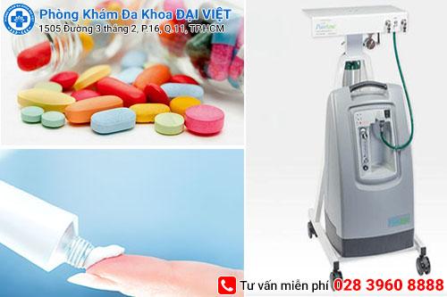 phương pháp chữa viêm âm đạo