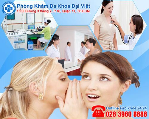 Lợi ích thăm khám tại Phòng Khám Đa Khoa Đại Việt