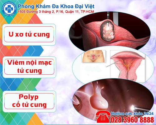 Rong kinh báo hiệu nhiều bệnh lý - Phòng Khám Đa Khoa Đại Việt