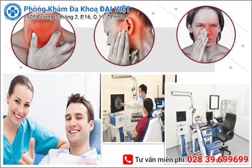 Lựa chọn bệnh viện tai mũi họng tốt và an toàn tại TPHCM