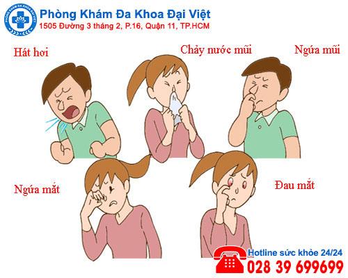 Viêm mũi dị ứng khiến người bệnh gặp nhiều khó khăn trong cuộc sống,